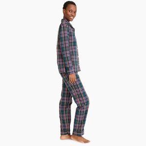 J. Crew Intimates & Sleepwear - J. Crew Vintage Pajama Set in Signature Tartan